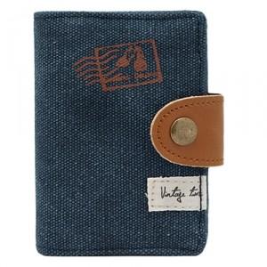 Держатель для карточек Vintage time (синий)