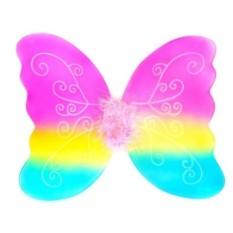 Карнавальный набор Цветные крылья бабочки