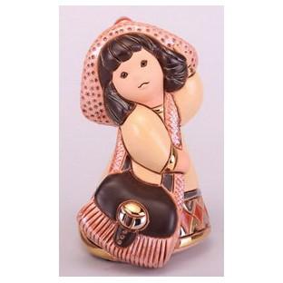 Статуэтка декоративная «Модница»