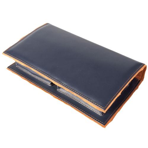 Футляр для галстуков Palermo, синий ''Ни одной морщинки''