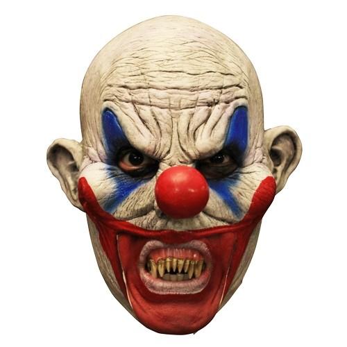 Латексная маска Клоун с зубами
