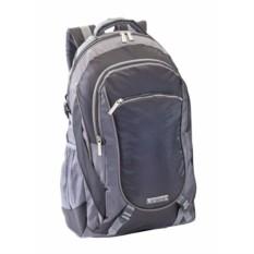 Черный спортивный рюкзак Virtux с отделением для ноутбука