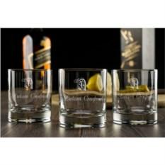 Именной набор бокалов для виски