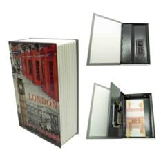 Книга-сейф с кодовым замком London