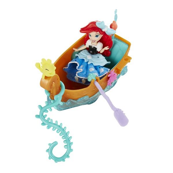 Игровой набор Hasbro Disney Princess Принцесса и лодка