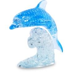 3D головоломка Синий дельфин