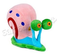 Мягкая игрушка Улитка