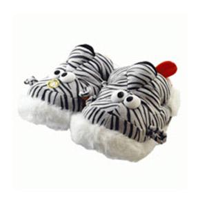 Тапочки домашние «Снежный тигр»
