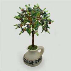 Дерево из агата Подари себе счастье