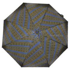 Желто-синий женский зонт Ferre Milano