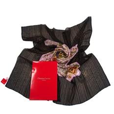 Оригинальный шелковый платок Christian Lacroix