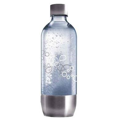 Бутылка литровая.