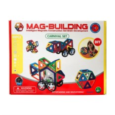 Магнитный конструктор Magbuildings на 48 деталей