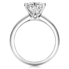 Помолвочное кольцо Tiffany Setting