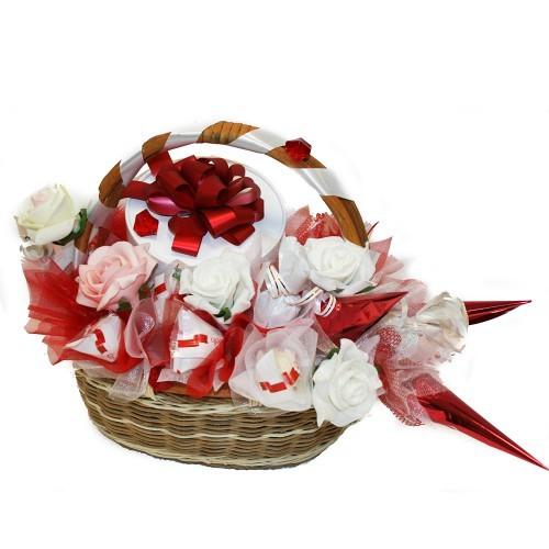 Букет из конфет Ассоль