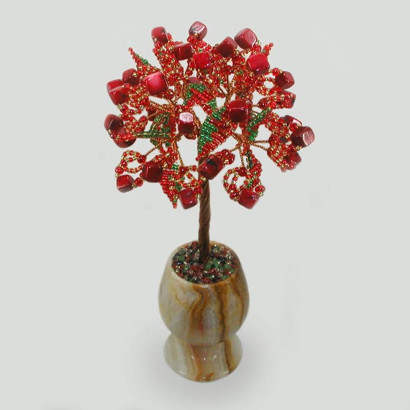 Дерево из коралла Любовные вечера