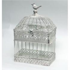 Кованая клетка Птичка