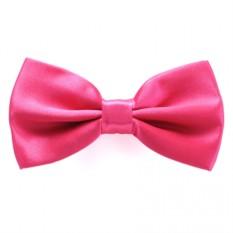 Галстук-бабочка (розовая)