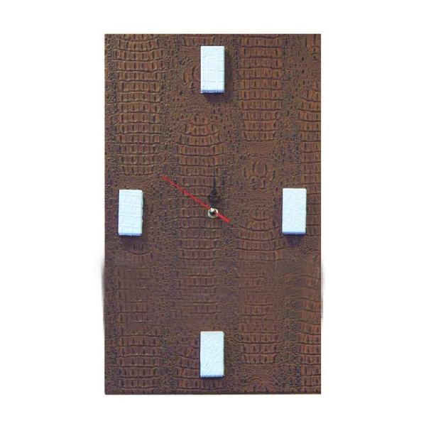 Часы «Кайман» коричневые