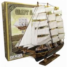 Декоративная модель пиратского парусника Fragata Siglo XVIII