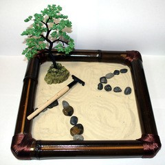 Японский садик «Бонсай»
