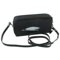 Вечерняя сумочка из кожи морского ската