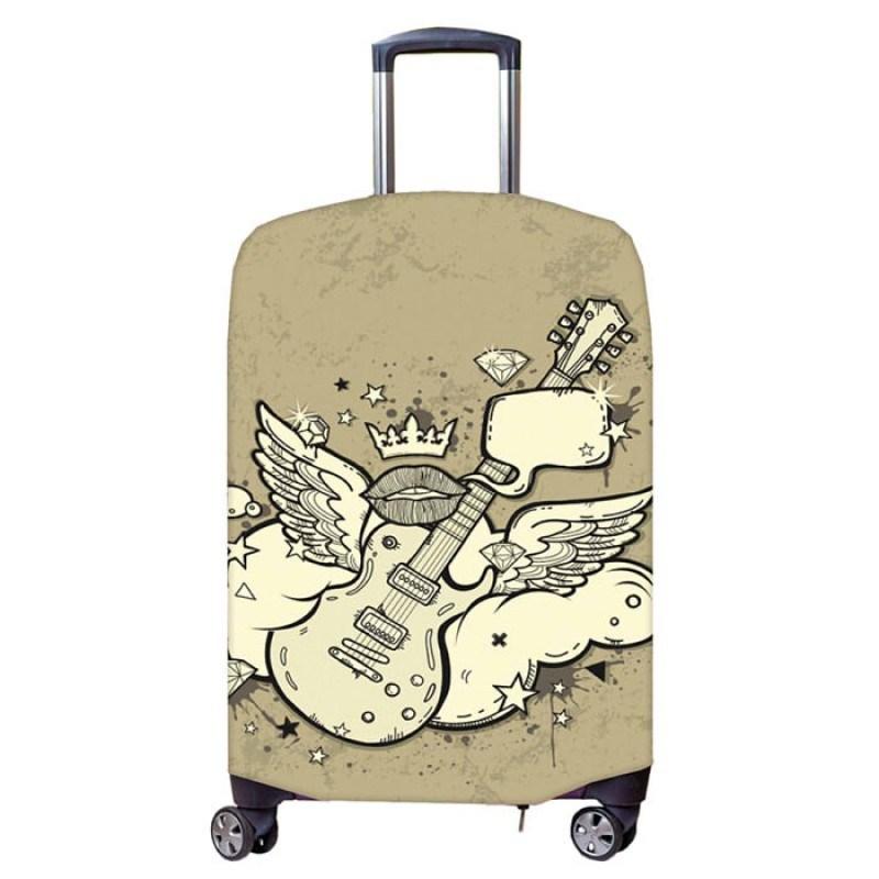 Чехол для чемодана FA FIT - Guitar Hero ML
