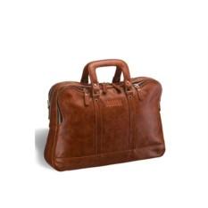 Деловая рыжая сумка в ретро-стиле Pasadena