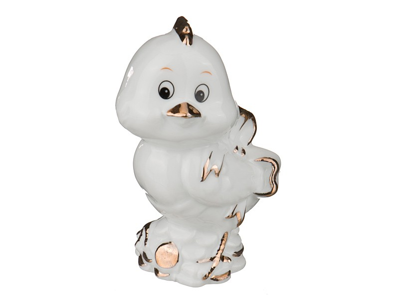 Фигурка Белый цыпленок