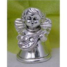 Статуэтка Ангелочек с мандолиной