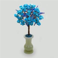 Дерево из бирюзы Бирюзовый рай