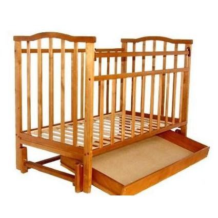 Кроватка «Золушка 6» с ящиком