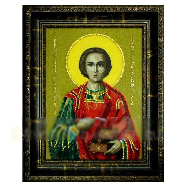 Икона св. Пантелеимона