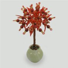Дерево из коралла Любовная история