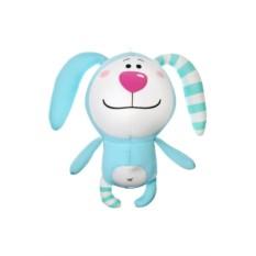 Мягконабивная игрушка Зайка в полосочку