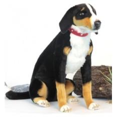 Мягкая игрушка Hansa Собака Аппенцеллер (66 см)