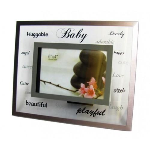 Фоторамка-пожелание Малыш для фото 10х15 см