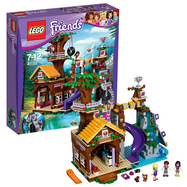 Конструктор Дом на дереве Lego Friends