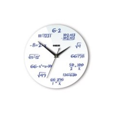 Настенные часы Формулы