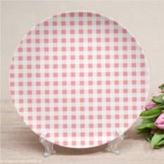 Именная тарелка Скатерть