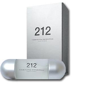 Дезодорант Carolina Herrera 212