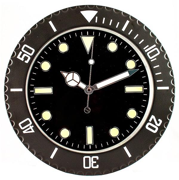 Часы настенные Командирские N4