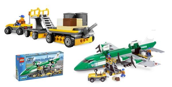 Набор Lego City Грузовой самолет