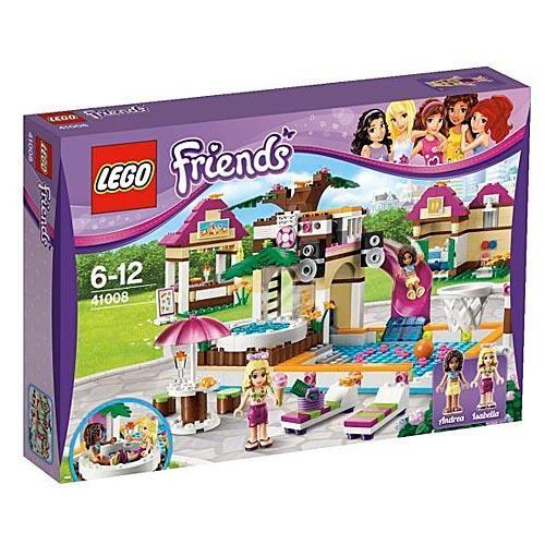 Конструктор LEGO Friends Городской бассейн