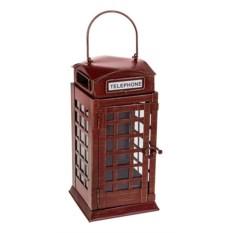Подсвечник Телефонная будка