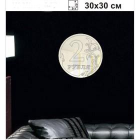 Зеркало-панно Монета