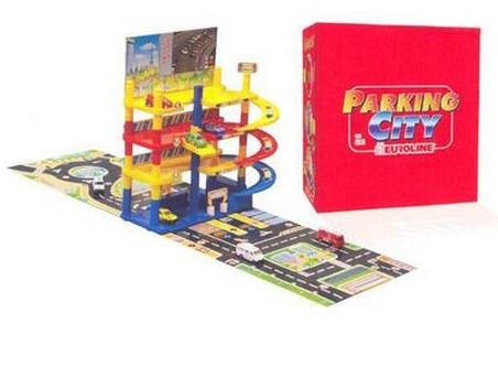 Игровой набор Городской паркинг