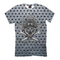 Мужская футболка Tiger Мechanic