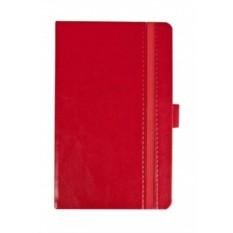 Недатированный красный ежедневник Lyric mini