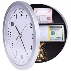 Настенные часы-сейф Safe Clock